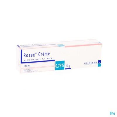 Rozex Creme Tube 30 Gr 0,75%