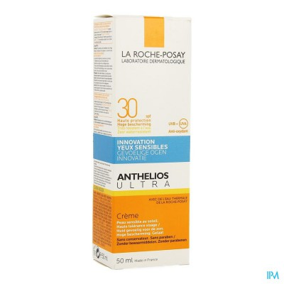 La Roche Posay Anthelios Ultra Creme Ip30 Parfum 50ml