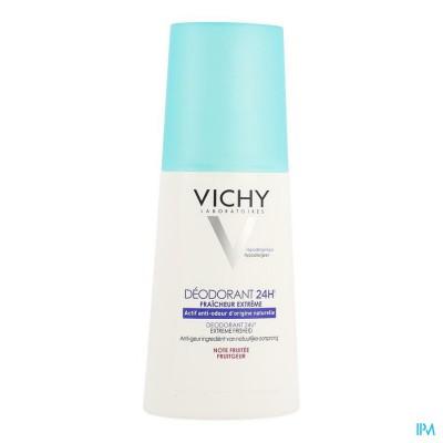 Vichy Deo Transp. Intense Vapo Fruit 100ml
