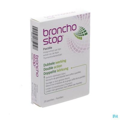Bronchostop 20 Pastilles