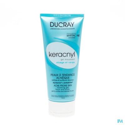 Ducray Keracnyl Schuimgel Nf 200ml
