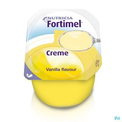Fortimel Creme Vanille 4x125g