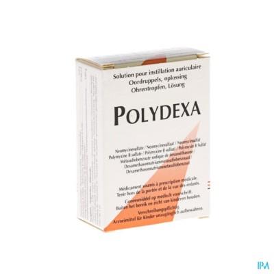 Polydexa Gutt Auricul 1 X 10ml