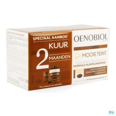 Oenobiol Mooie Teint Caps 2x30 Nf Cfr 4216438