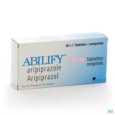 Abilify 30mg Comp 28 X 30mg
