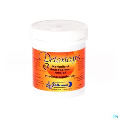 Detoxicaps V-caps 120 Deba
