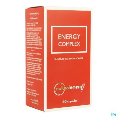 Energy Complex Natural Caps 60