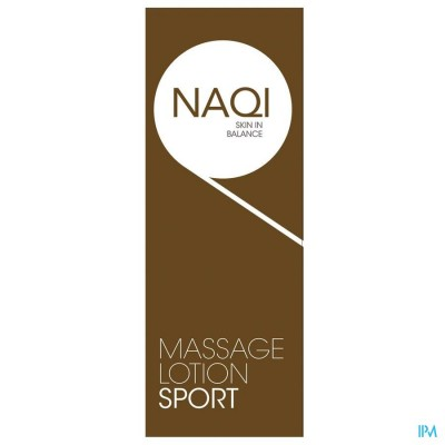 NAQI Massage Lotion Sport 200ml