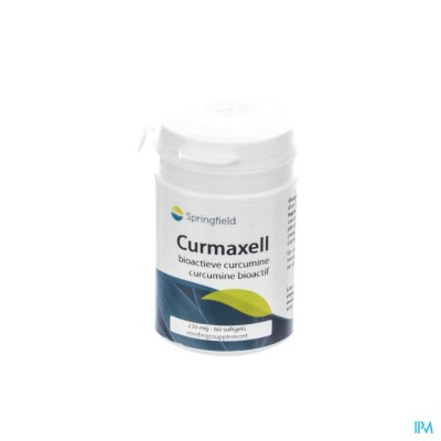 Curmaxell Softgels 60