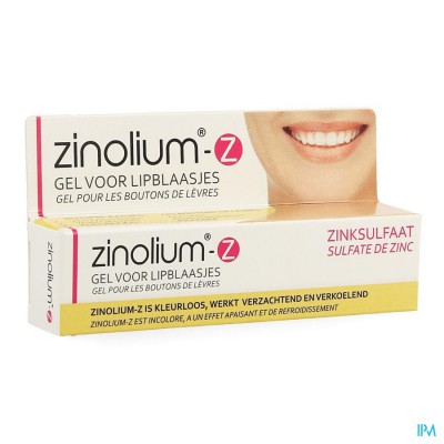 Zinolium Gel Tube 5g