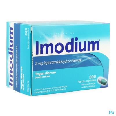 Imodium Caps 200 X 2mg