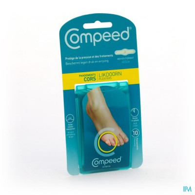 Compeed Pleister Likdoorn Medium 10
