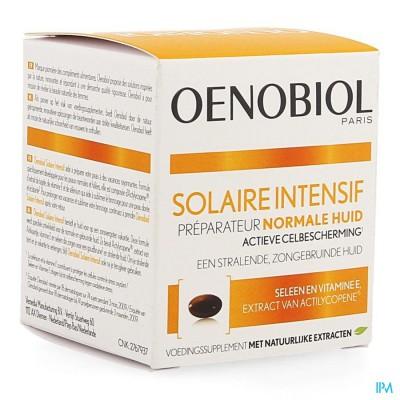 OENOBIOL SOLAIRE INTENSIF NORMALE HUID 30 CAPS