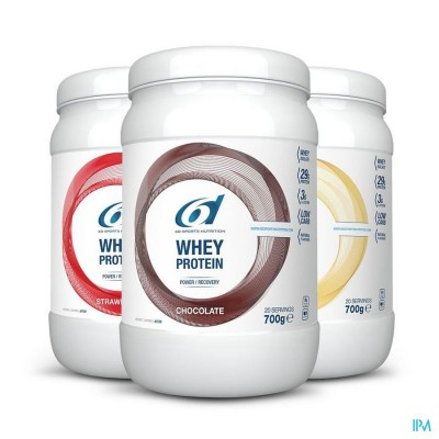6d Whey Protein Chocolate 700g