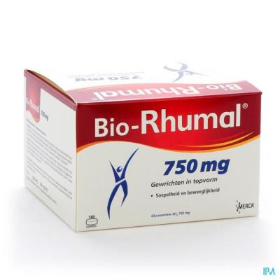 Bio Rhumal 750 Tabl 180x750mg