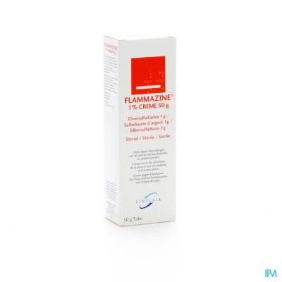 Flammazine Creme 1 X 50g 1%