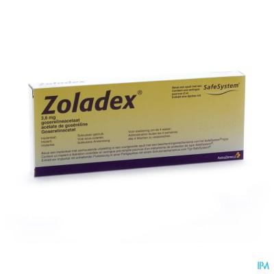 Zoladex Ser Inj Sc 1x3,6mg