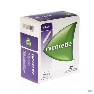 Nicorette Inhaler 10mg 42+mondstuk