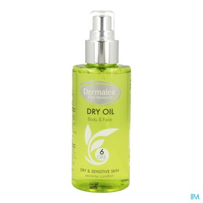 Dermalex Pure Moments Dry Oil 150ml