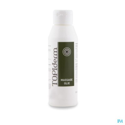 Topiderm Massage Olie 250ml