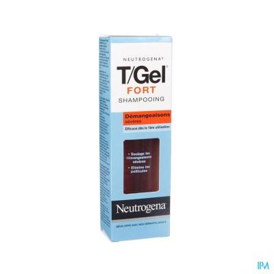 Neutrogena T/gel Fort Normaal Tot Droog Haar - Jeuk 250ml
