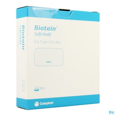 Biatain Soft Hold Schuimverb 5,0x 7,0cm 5 33473