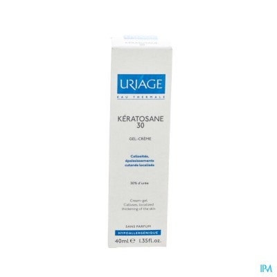 Uriage Thermale Keratosane 30% 40ml