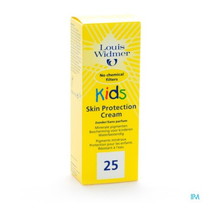 Widmer Sun Kids Skin Protect.cr 25 N/parf Tb 100ml