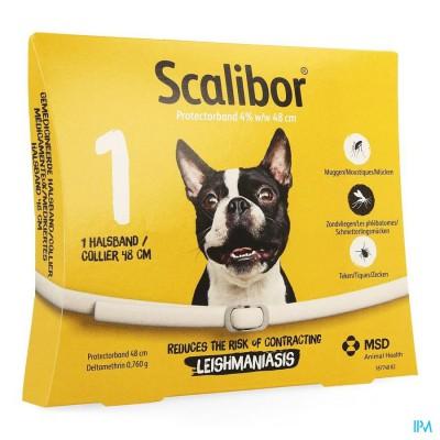 Scalibor Halsband 48cm Hond