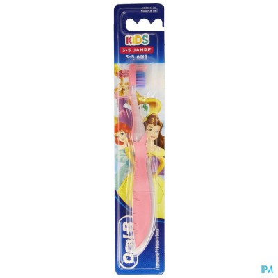 Oral B Tandenb Stages 3 Power Rangers/princess