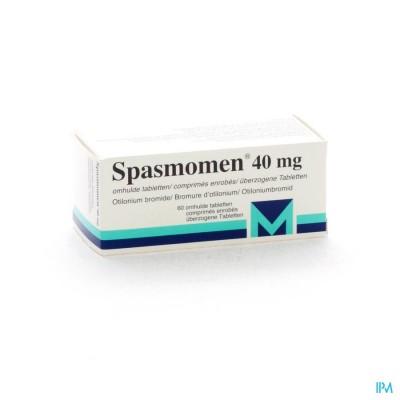 Spasmomen Comp 60 X 40mg