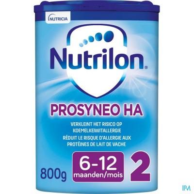 Nutrilon Prosyneo HA 2 poeder 800g Opvolgmelk