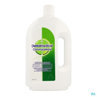 Dettolmedical Chloroxylenol 4,8% 1000ml