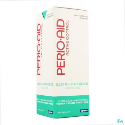 Perio.aid Active Control Mondspoelmid. 0,05% 500ml