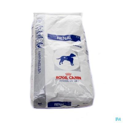 Vdiet Renal Canine 14kg