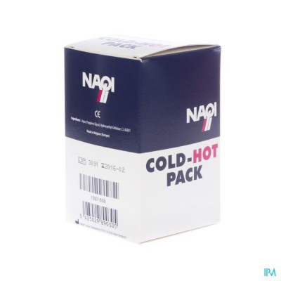 Naqi Cold Hot Pack +box+bag 13x27cm