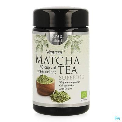 Vitanza Hq Superior Matcha Tea Pdr 50g