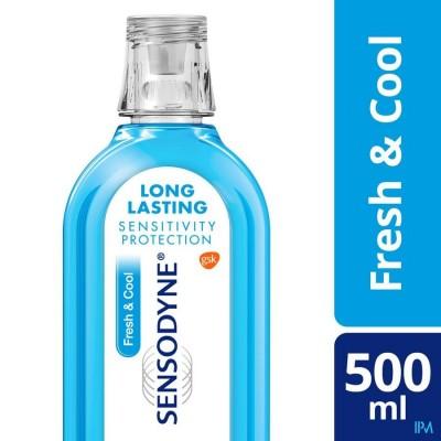 Sensodyne Fresh & Cool Mondwater 500ml