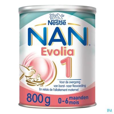 Nan Evolia 1 Melkpdr 800g