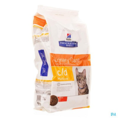 Hills Prescrip.diet Feline Cd 10kg 9044m
