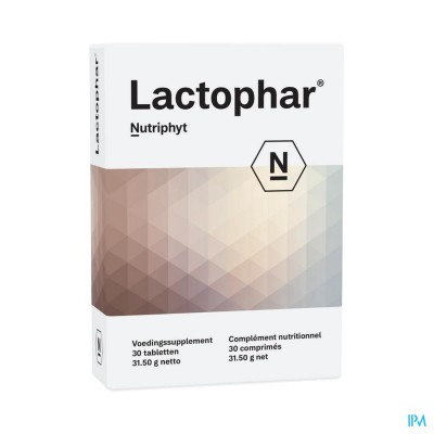 Lactophar 30 tab 3x10 blisters