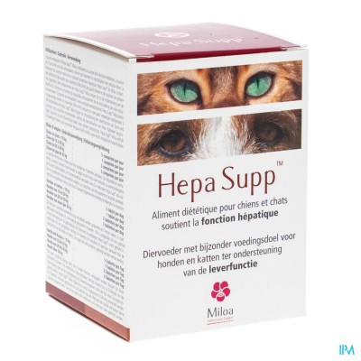 Hepato Supp Smakelijk Tabl Flacon 30