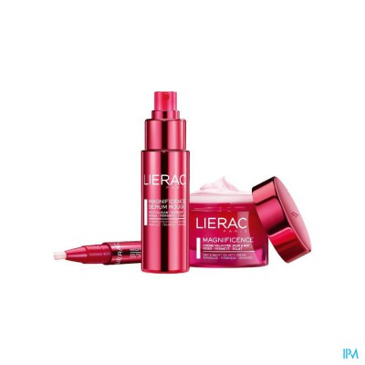 Lierac Magnificence Serum Rood Pompfl 30ml