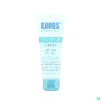 Eubos Sensitive Hand Repair & Care Creme 75ml