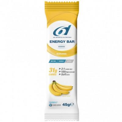 6d Sixd Energy Bar Banana 45g
