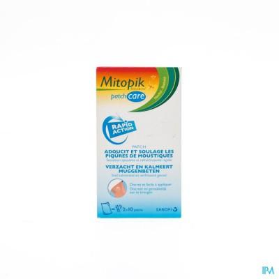 Mitopik Patch Care 20