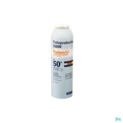 Isdin Fotoprotector Fusion Air Ip50+ Spray 200ml