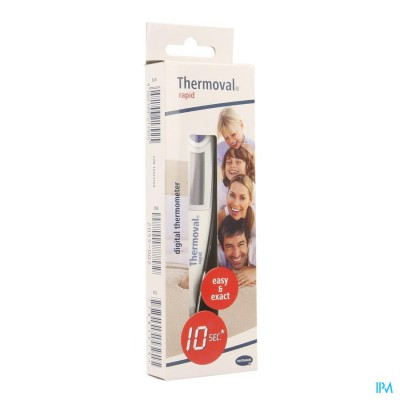 Thermoval Rapid 10sec-fth Thermometer 9250313