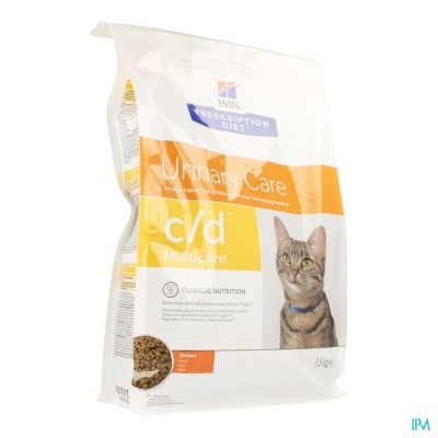 Hills Prescrip.diet Feline Cd 1,5kg 9042m