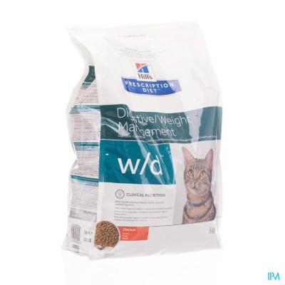 Hills Prescrip.diet Feline Wd 5kg 4328r